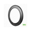 U shape 88mm clincher carbon bicycles rim 25mm width racing cycles
