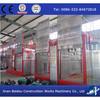 Construction Material Passenger hoist SC200/2ton construction lift