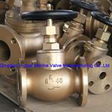V-goal JIS Marine Bronze Globe Valve