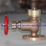 JIS Marine Bronze Globe Hose Valve F7334A