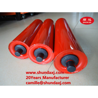 Steel Idler Roller Conveyor Though Roller: China Suppliers