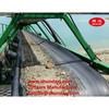 cotton canvas rubber conveyor belt