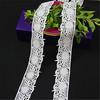 flower decorative trim lace for garment accessories