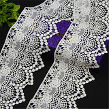 Quality products bridal lace trim & fabric trim wholesale for wedding dress