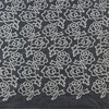 white net embroidery swiss cotton lace fabric