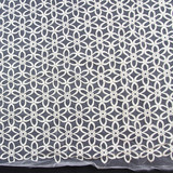 Chemical 100% cotton swiss voile lace fabric