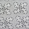 Hot selling lace fabrics switzerland & african lace fabrics & factory price polyester cotton fabric