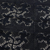 black french polyester embroidery lacing wholesale