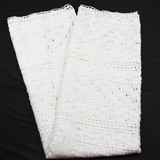 Hot selling french tulle lace fabric & african cord lace