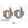 MERCEDES-BENZ 004 128 2000----Disc Brake Pads Accessory Kit