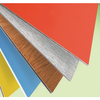 Alucoworld Aluminum Plastic Compound Panels PE/PVDF Aluminium Composite panel(ACP) for Argentina