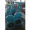 CAST STEEL GATE VALVE WITH RISING STEM API600