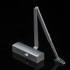 D903 European CE Listed Aluminum Overhead Fire Rated Round Door Closer
