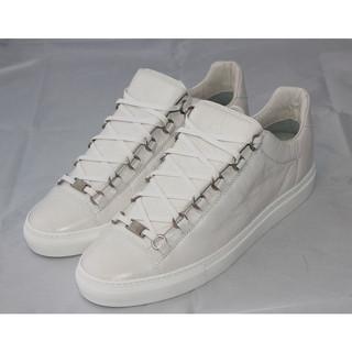 Balenciaga Arena Low White Extra Blanc