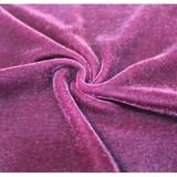 100% Velvet Fabric