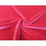 100% Polyester Velvet Fabric