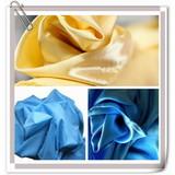 100%Polyester waterproof PA coated taffeta fabric