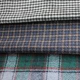 Carded Woolen Fabrics