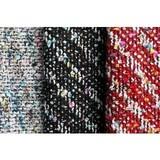 woolen slub fabric