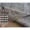 Wool Checked Fabric