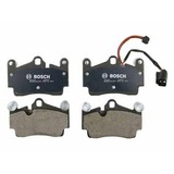 Bosch QuietCast Disc Brake Pad 520 09780 462 Brake Pad or Shoe, Rear