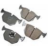 Akebono EUR683 Rear Ceramic Brake Pads
