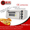 Shentop professional kitchen equipment pizza oven STPD-PK11 1layer multi oven electric bakery oven