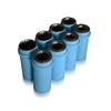 API F1300 Bi-metal mud pump liner and ceacmic liner for mud pump
