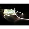 Solid core fibre (side glow fibre)