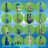 Safety valve, relief valve, spring loaded safety valve