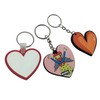 Special shape locket key chain