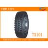 All terrain TBR tires load 3750 kg 12.00R20 / 18 PR mud TBR tyre E Speed rating