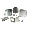 Stainless steel stamping parts, metal stamping parts supplier