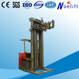 TC10 series narrow forklift, 3-way electric pallet stacker