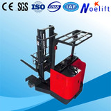 4-direction Electric reach truck / Narrow Aisle battery forklift