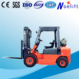 Noelift dual fuel LPG/gasoline forklift truck