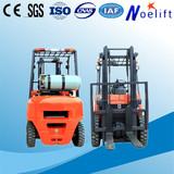 Noelift 2.5tons dual fuel LPG/gasoline forklift truck