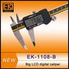 EK-1108B Big LCD digital caliper
