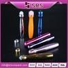SRS packaging 1/2oz 15ml plastic empty eye cream roller bottle
