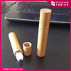 10ml 15ml empty bamboo roll on bottle, roll-on deodorant bottle