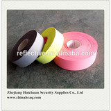 Colored Reflective Fabric For Safety Vest