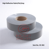 100Polyester High Reflective Fabric For Safety Garments