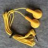 Inexpensive Aviation Earphones Disposable Airline Earphones for Hospital Hotel