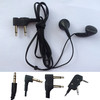 Inexpensive Aviation Earbuds Disposable Airline Earphones for Airline Hospital Hotel