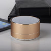 Alloy Music Mini LED Bluetooth Speaker with TF Card FM