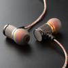 Grand sound metal earphone with mic
