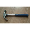 American type claw hammer with steel pipe handle