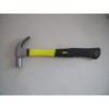 British type claw hammer with plastic handle