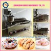 Full stainless steel gas heating mini donut machine