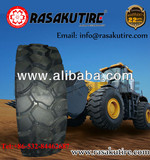 1800R33 2100R35 2400R35 radial OTR tires lug pattern strong quality